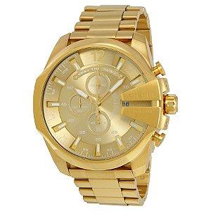 Relógio Masculino Diesel DZ4360 Dourado Gold