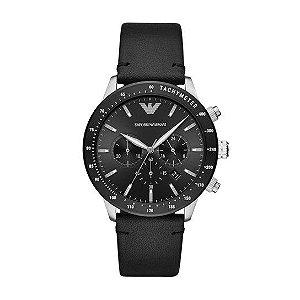 Relógio Masculino Emporio Armani AR11234 Couro