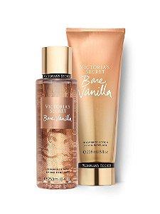 Kit Hidratante Victoria's Secret Bare Vanilla