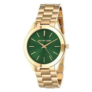 Relógio Feminino Michael Kors MK3435 Slim Dourado
