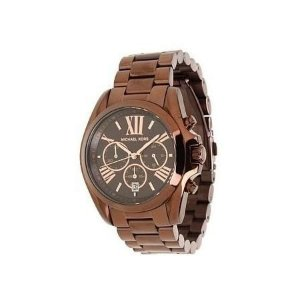 Relógio Feminino Michael Kors MK5628 Bradshow Chocolate