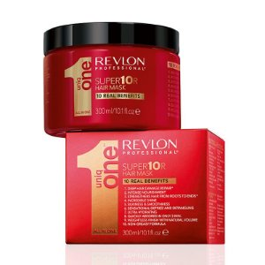 Máscara de Tratamento Revlon Uniq One All In One Supermask 300ml
