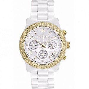 Relógio Feminino Michael Kors MK5237 Branco