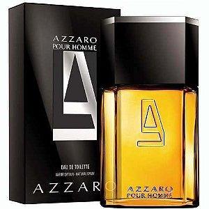 Perfume Masculino Pour Homme Azzaro Eau de Toilette