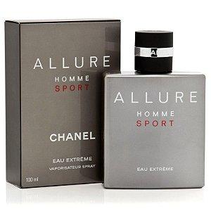Perfume Masculino Allure Sport Homme Chanel Eau EXTRÊME Eau de Parfum