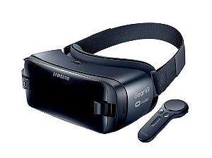 Oculos de Realidade Virtual Samsung Gear VR SM-R324 c/Control