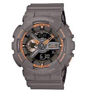 Relógio Unissex Casio GA-110TS 1A4 Cinza