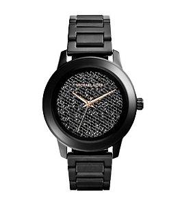 Relógio Feminino Michael Kors MK5999 Preto Oversize