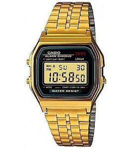 Relógio Unissex Casio Vintage A159WGEA-1DF Dourado
