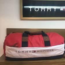 Bolsa Tommy Hilfiger Viagem Grande (Vermelha)