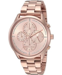 Relógio Feminino Michael Kors Mk6521 Rosê