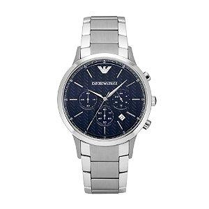 Relógio Masculino Emporio Armani AR2486 Prata