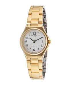 Relógio Unissex Casio Modelo MTP-1130N-7BRDF Dourado