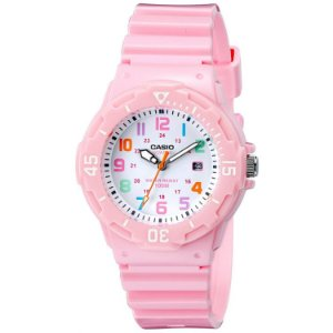 Relógio Feminino Casio Modelo LRM-200H-4B2VDF Rosa