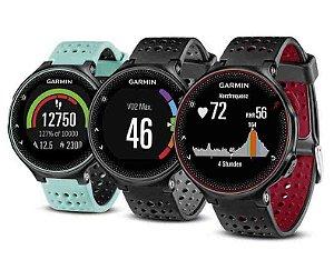 Smartwatch Unissex Garmin GPS Forerunner 235 Inteligente