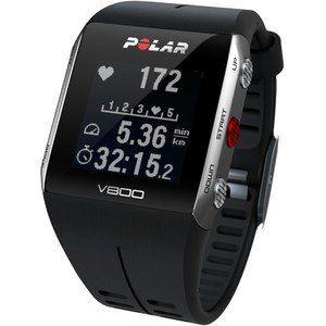 Monitor Cardíaco Polar V800 GPS HR Preto