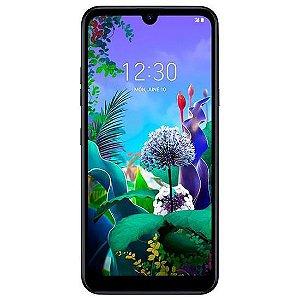 """Smartphone LG Q60 Dual Chip 4G Tela HD+ 6.26"""" Polegadas"""
