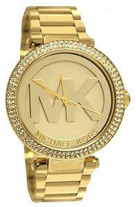 Relógio Feminino Michael Kors Mk5784 Dourado