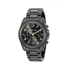 Relógio Feminino Michael Kors MK6283 Preto Cravejado