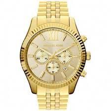 Relógio Feminino Michael Kors MK8281 Dourado