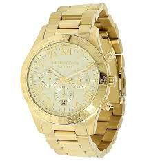 Relógio Feminino Michael Kors Mk8214 Dourado
