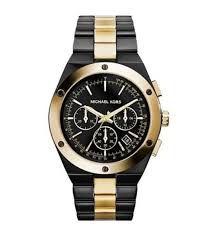 Relógio Feminino Michael Kors Mk5995 Preto e Dourado