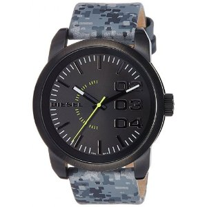 Relógio Masculino Diesel DZ1664 Couro