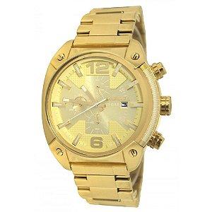 Relógio Masculino Diesel DZ4299 Dourado