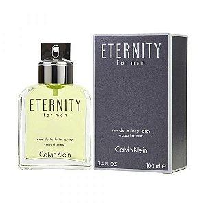Perfume Masculino Calvin Klein CK Eternity Eau de Toilette
