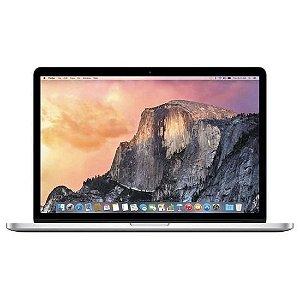"""Macbook Pro MPTT2LL Touch Bar Intel Core i7 2.9GHz / Memória 16GB / SSD 512GB / 15.4"""""""