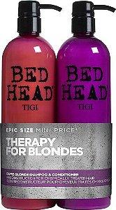 Kit Bed Head Therapy Shampoo + Condicionador