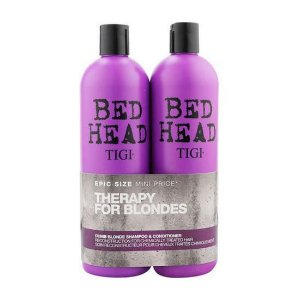 Kit Bed Head Tigi Dumb Blonde Shampoo + Condicionador