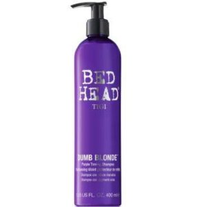Shampoo Bed Head Tigi Dumb Blonde Purple Toning
