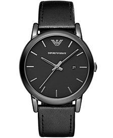 Relógio Masculino Empório Armani AR11028 Preto