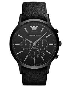 Relógio Masculino Emporio Armani AR2461 Preto
