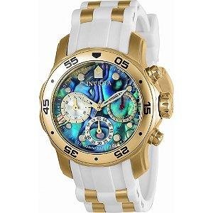 Relógio Masculino Invicta Pro Diver 24840 Branco