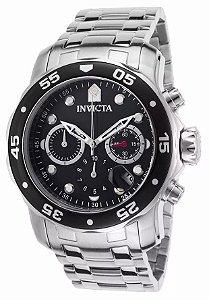 Relógio Masculino Invicta Pro Diver 0069 - Prata