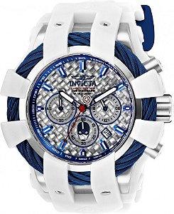 Relógio Masculino Invicta Marvel 26010 Pulseira Em Silicone