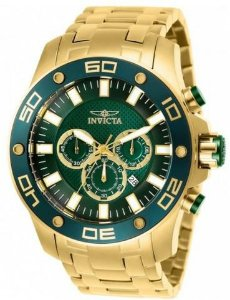 Relógio Masculino Invicta 26077 gold