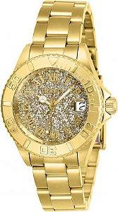 Relógio Feminino Invicta Pro Diver 26293 Dourado