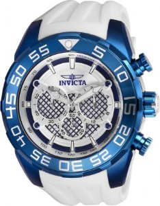 Relógio Masculino Invicta Speedway 26300 Pulseira Branca
