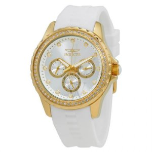 Relógio Feminino Anjo Invicta 21900 Poliuretano