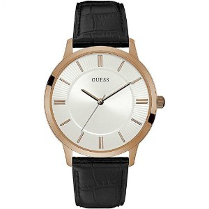 Relógio Feminino Guess w0664g4 Couro