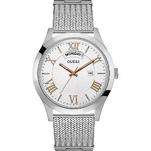 Relógio Masculino Guess W0923G1 Prata