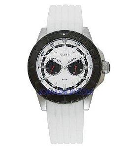Relógio Masculino Guess W13072G1 Branco