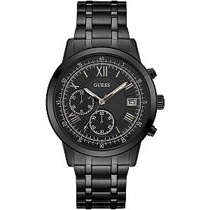 Relógio Masculino Guess W1001G3 Preto