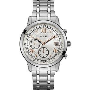 Relógio Masculino Guess W1001G1 Prata