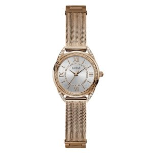 Relógio Feminino Guess W1084L3 Ouro Rose