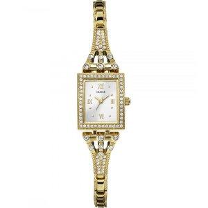 Relógio Feminino Guess W0430L2 Dourado