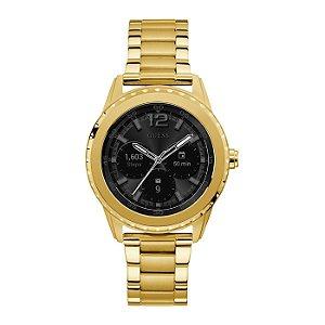 Relógio Feminino Smartwatch Guess Modelo C1002M3 Dourado